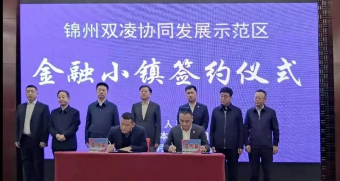 银嘉资本控股集团与凌海市政府签署合作协议