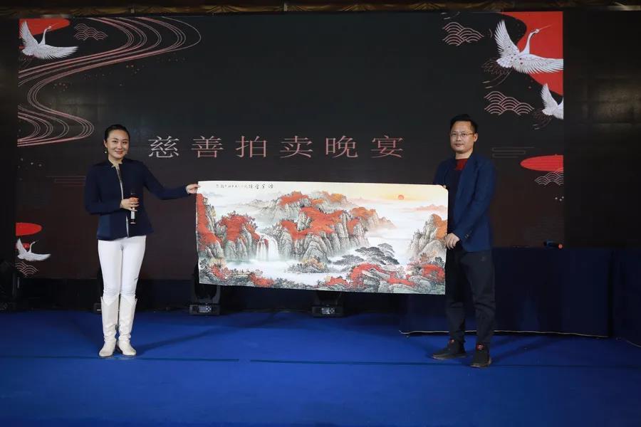 """慈善义捐〡付临门出席2021""""星光助农""""云南公益行活动"""